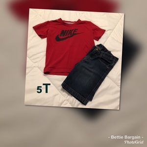 5T.   2pc Outfit